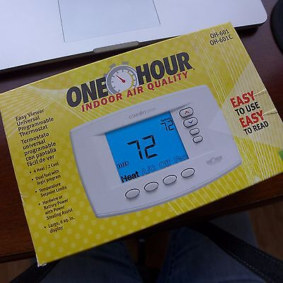 One Hour OH-601 Thermostat NEW IN BOX