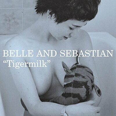 Belle and Sebastian - Tigermilk - Belle and Sebastian CD 6WVG The Cheap Fast The