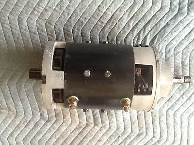 RAYMOND 570-440 /  DC Lift Truck DRIVE MOTOR for an Electric Forklift  #36277