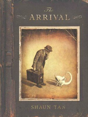 The Arrival by Shaun Tan 9780734415868 (Paperback, 2014)