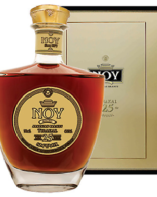 NOY Classic 25 Year Old. Armenian Brandy 700mL case of 1