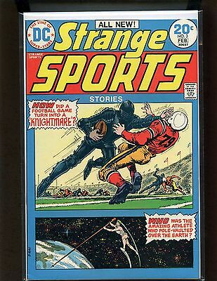 Strange Sports Stories #3 VF Swan, Giordano