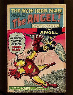 Tales of Suspense #49 GD+ Kirby Ditko Iron Man 1st X-Men & Avengers X-Overs