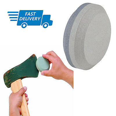 Lansky Dual Grit Sharpener Blade Stone Knife Sword Axe Edge Sharpening Tool