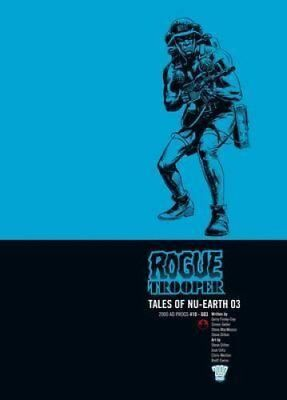 Rogue Trooper: Tales of Nu-Earth v. 3 by Gerry Finley-Day 9781781080689