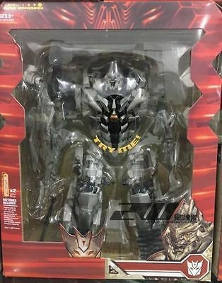 Hot!! New Transformers Movie 2 ROTF Leader Class Megatron Figure Toy in stock