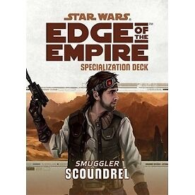 Star Wars Edge of the Empire Specialization Deck Thief Brand New