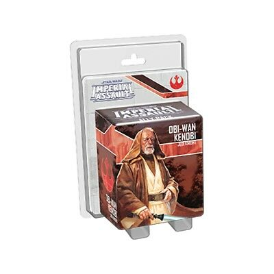 Star Wars Imperial Assault Obi-Wan Kenobi Ally Pack Brand New