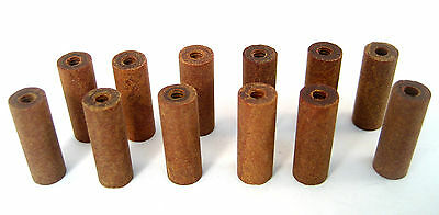 "Phenolic Threaded Spacers/Standoffs, 4/40 x 11/16"" Long: 12/Lot: HH Smith 8681"