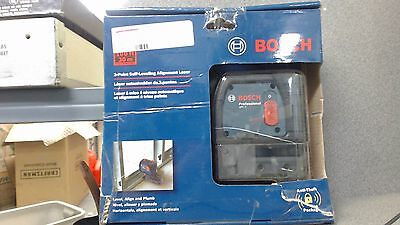 BOSCH 3-Point Self-Leveling Alignment Laser - GPL 3 S **NEW**