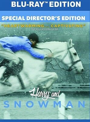 HARRY AND SNOWMAN New Sealed Blu-ray MOD Special Director's Edition