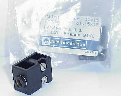 Parker/ Telemecanique Pvap111 Air Pilot Connector  For Pvl Valves- New*free Ship