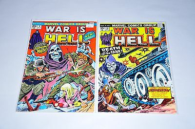 War Is Hell 9 10 Thanos Lot