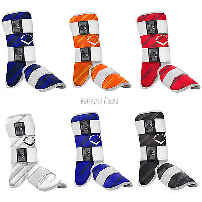 EvoShield 2016 Speed Stripe Youth or Adult Batter's Leg Guard Various Colors