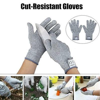 Safety Cut Resistant Proof Stab Stainless Steel Metal Mesh Butcher Gloves B