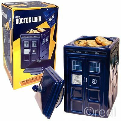 New doctor who tardis cookie jar biscuit tin w lights sounds kitchen official eur 25 90 - Tardis ceramic cookie jar ...