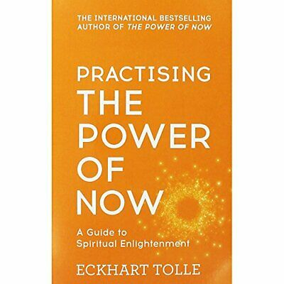 Eckhart Tolle Practising The Power Of Now Book The Cheap Fast Free Post