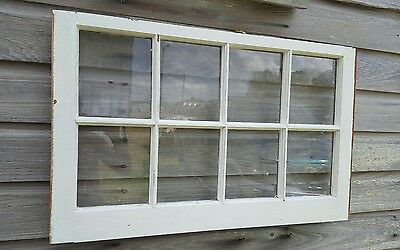 Vintage Sash Antique Wood Window Unique Frame Pinterest Wedding 8 Pane 32X20