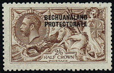 Bechuanaland 1916 2s.6d. pale brown, MH (SG#85)