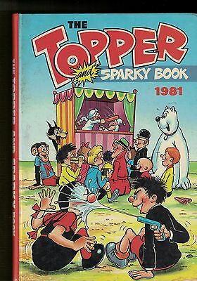 The Topper annual 1981