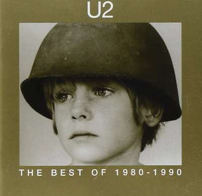 New: U2: The Best Of 1980-1990  Audio CD