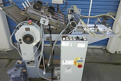 Stahl Heidelberg Folder Model T36/4-36/4 - F  &  B14-4/4