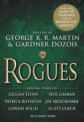 NEW Rogues By George R. R. Martin Paperback Free Shipping