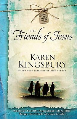 NEW The Friends of Jesus By Karen Kingsbury Paperback Free Shipping