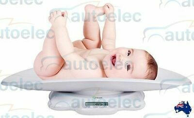 New Oricom Ds1000 Digital Lcd Electronic Baby Scales Babies 50 Kg Weight