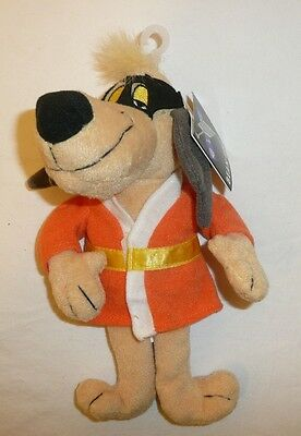 Hong Kong Phooey Plush / Stuffed Animal / Bean Bag - 1999 Warner Bros Store