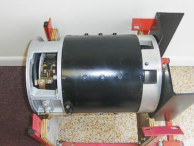 11-inch Heavy Duty EV Motor for electric cars/vehicles - tested to 500 HP!!!
