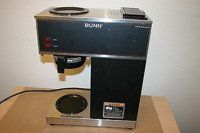 Bunn VPR Series VPR-APS Pourover Commercial Airpot Coffee Brewer Maker Machine