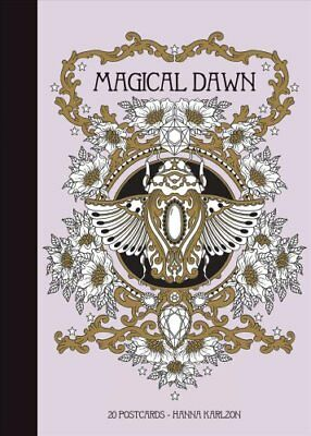 Magical Dawn 20 Postcards by Hanna Karlzon (Paperback, 2017)