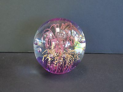 Beautiful Art Glass Paper Weight
