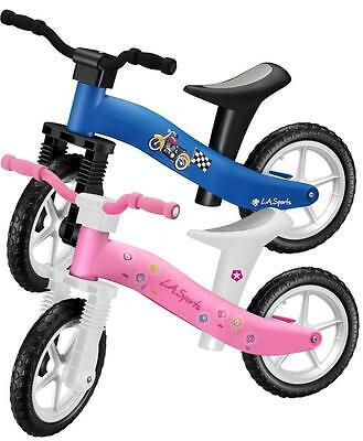 Lightweight Balance Bike LA Sports Toddlers Running Bike Ages 2 to 4