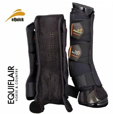 Equick Aero Magnetic Protective Therapy Stable Boots