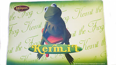 The Muppets, Kermit the Frog, Set of Four Table Placemats, Dining Room PS002702