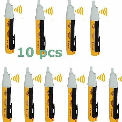 AC Non-Contact Electric Voltage Detector Tester Test Pen 90~1000V LCD New Lot GF