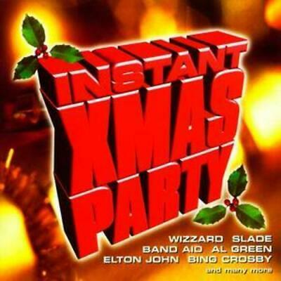 Various Artists : Instant Xmas Party CD (2000) Expertly Refurbished Product