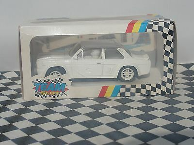 Team Slot Fiat 131 Abarth 'w.rohrl'  White 20603  1:32 New Old Stock Boxed