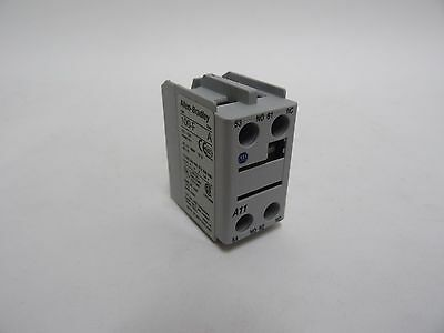 NEW Allen Bradley 100-FA11 Auxiliary Contact Block