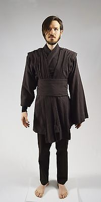 Licensed Star Wars Anakin Skywalker RoTS Museum Replicas Costume Only  (No Acc.)