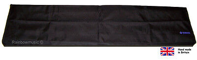 Deluxe Digital Piano Dust Cover Black For Yamaha PSR E453 443