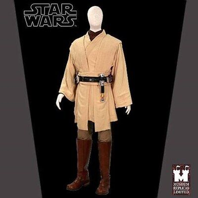Licensed Star Wars Obi-Wan Kenobi Museum Replicas Costume Only (No Acc.)