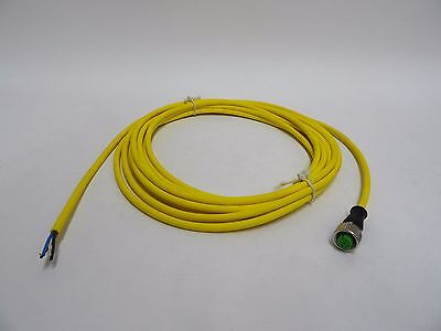 NEW Murr Elektronik 7000-12221-0440500 M12 Connecting Cable