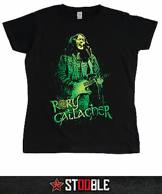 Rory Gallagher 82 Ladies T-Shirt - Direct from Stockist