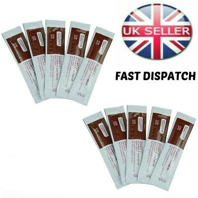 10 x Vitamin A & D Ointment foil sachet TATTOO Aftercare cream / Medical