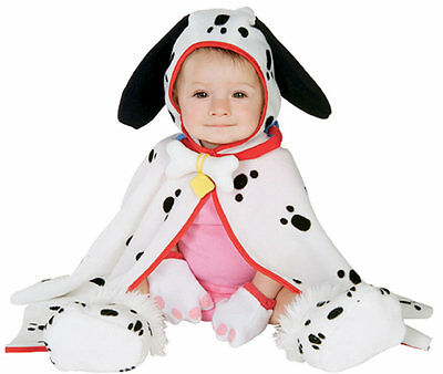 Infant (3-12mos.) Dalmatian Baby Costume - Baby Costumes