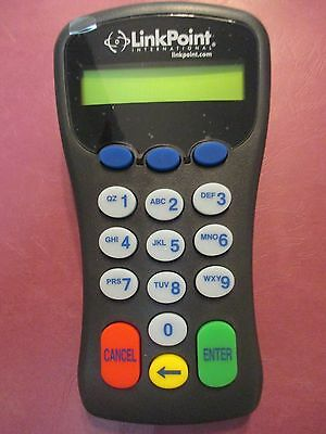 NEW LinkPoint International BankPoint II Pinpad Model 8001
