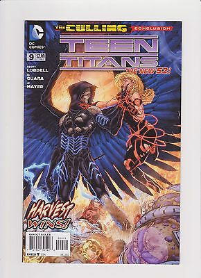 DC Comics! Teen Titans! Issue 9!